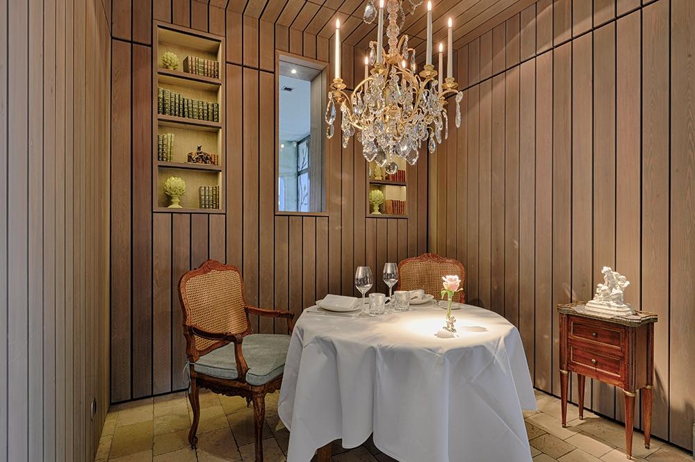 Restaurant Les Cèdres – Granges-les-Beaumont (26)