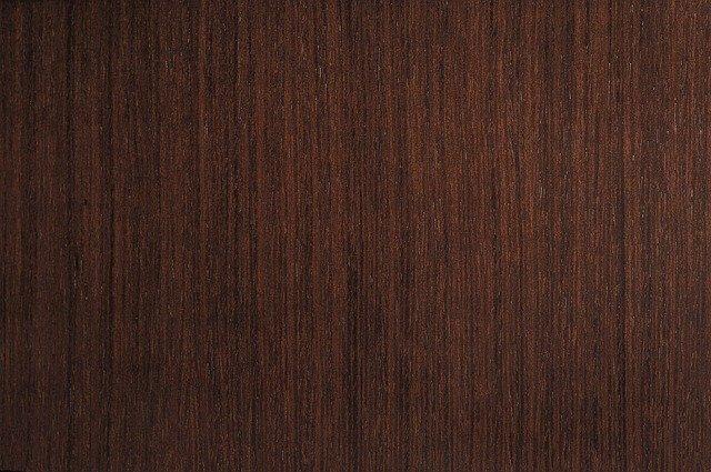 exemple de bois foncé
