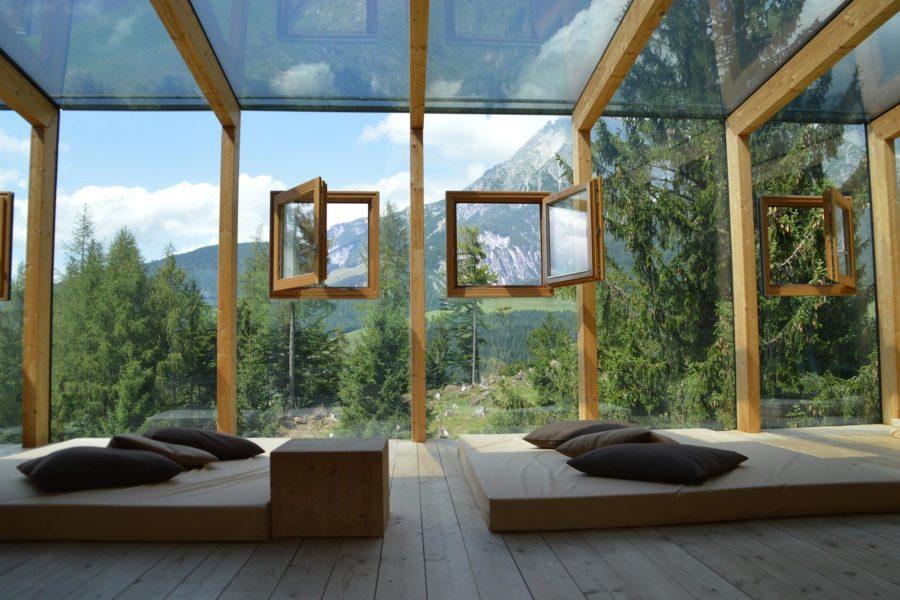L'habitat écologique en bois