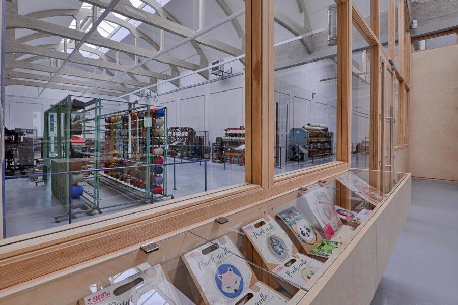 La reconversion de l'usine Proplan en musée