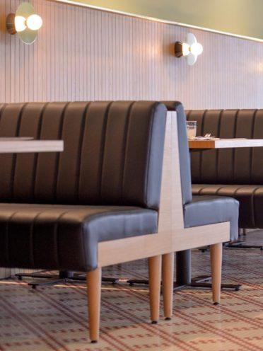 L'agencement bois en restaurants
