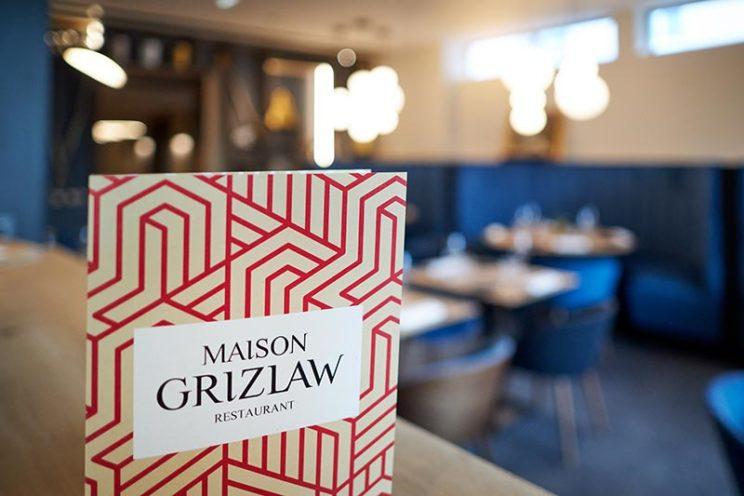 L'ouverture du restaurant La Maison Grizlaw