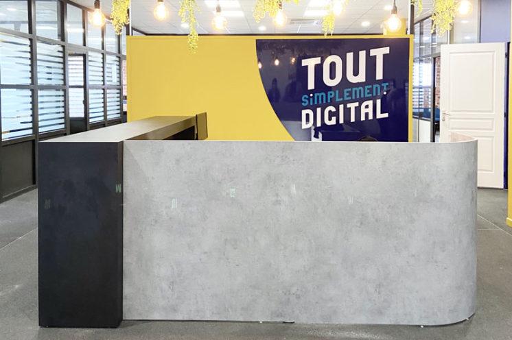Agencement Tout simplement digital