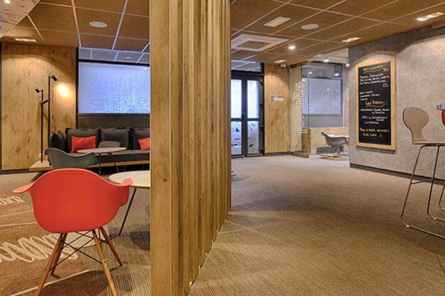 Les séparations d'espaces – #2 : les claustras en bois