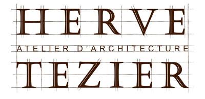 Logo Atelier d'archi Hervé Tézier