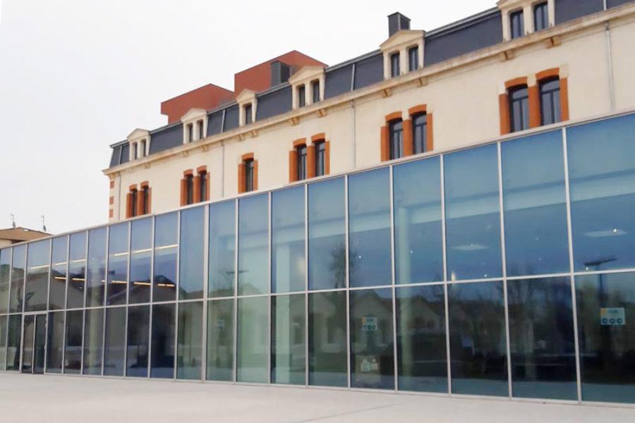 La réhabilitation de la médiathèque Latour-Maubourg