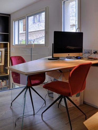 Les bureaux en bois tendance bois 2021 par Vallon Faure