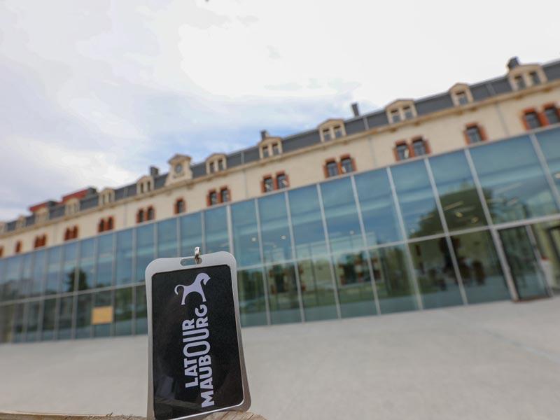 © Le Dauphiné Libéré par Fabrice Hébrard, la réhabilitation de Latour-Maubourg à Valence