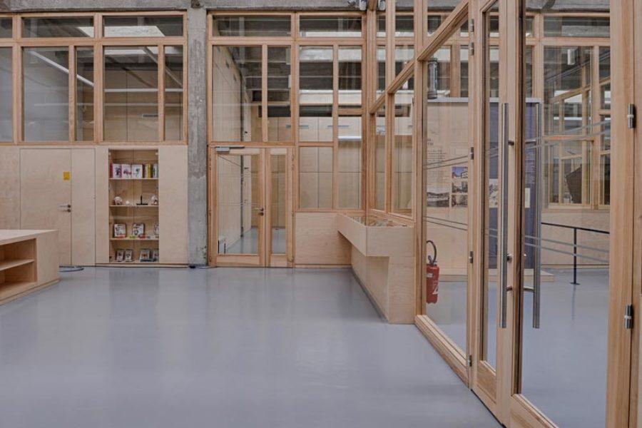 Les menuiseries intérieures : les portes en bois