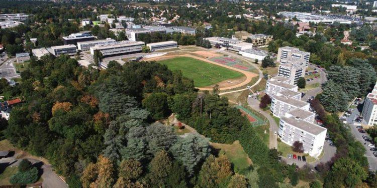 Campus de l'École Centrale de Lyon