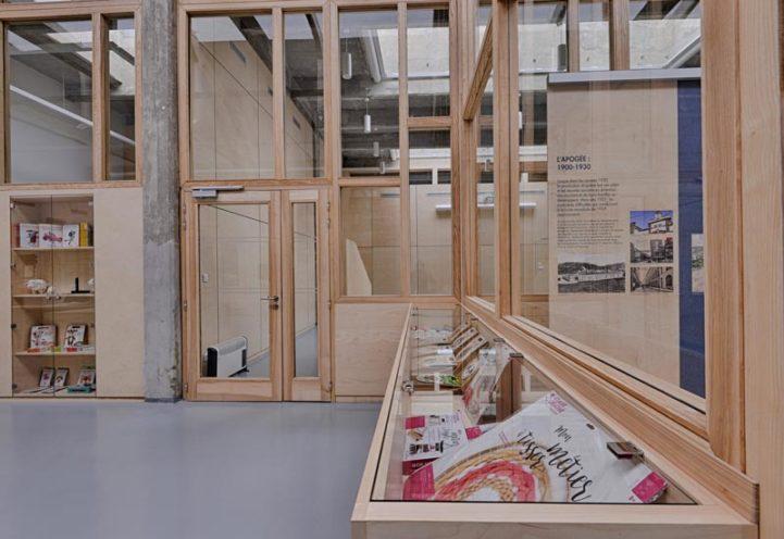 Quel mobilier en bois pour l'agencement des lieux culturels ? par Vallon Faure